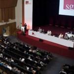 La SGAE aprueba las cuentas y la gestión de 2016, año en el que ingresó 239,68 millones de euros, casi un tres por ciento menos