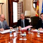 Cultura, SGAE y el Instituto Autor firman un acuerdo para el desarrollo de proyectos de formación sobre propiedad intelectual