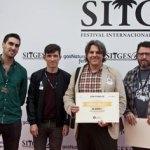 'Los Viejos', proyecto ganador de la segunda edición del evento de pitching Sitges Pitchbox