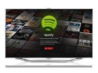 Spotify llega a los Smart TV de Samsung
