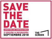 La convocatoria de la segunda edición del programa de desarrollo de largos La Incubadora de The Screen se abrirá en septiembre