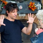 Achero Mañas concluye el rodaje de 'Un mundo normal', su regreso al cine de la mano de Tornasol