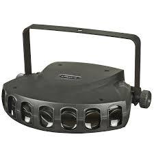 Taurus LED multiefectos con DMX