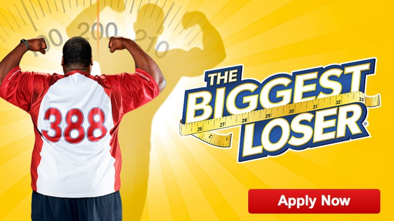 The Biggest Loser Auditions and Online Registration Details