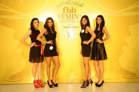 Online Miss India 2015 form