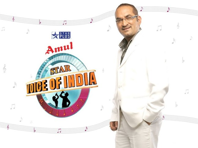 Amul Star Voice of India 2017 Audition & Registration Details
