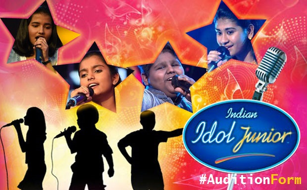 Indian Idol junior 2 Online Registration Form and Auditions Details