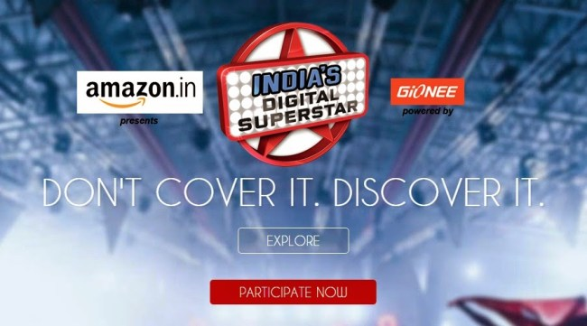 India's Digital Superstar 2015 Auditions & Online Registration Details