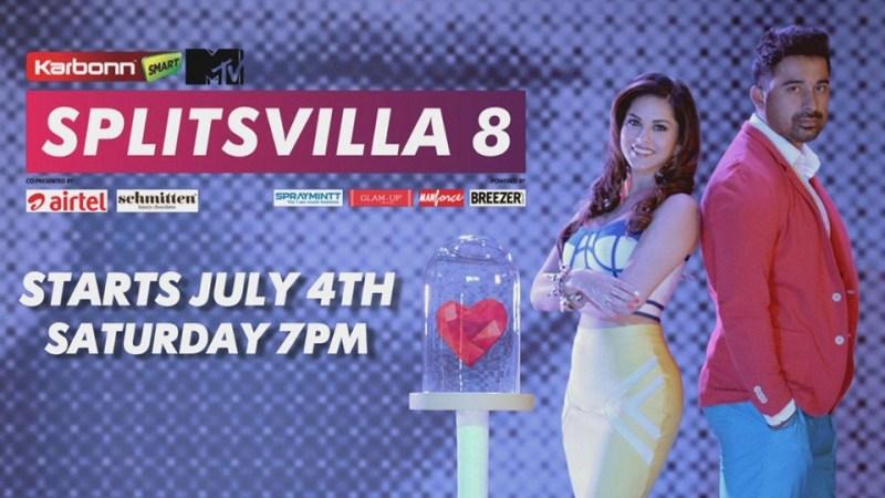 MTV Splitsvilla Season 8 Online Registration & Audition Details