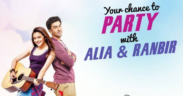 A Party With Ranbir & Alia is just A test Ride Away Online Form