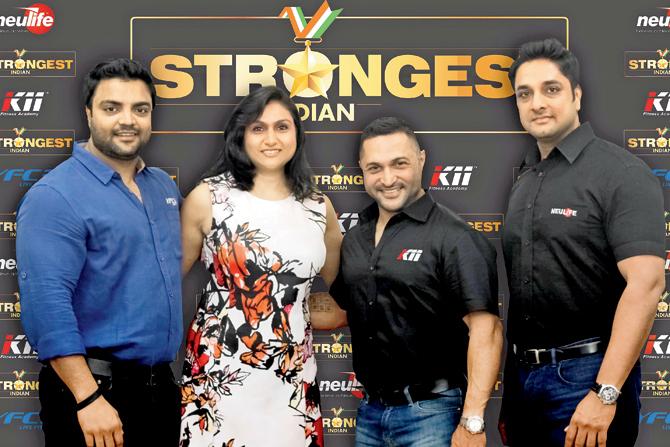 Strongest Indian 2015 Online Registration