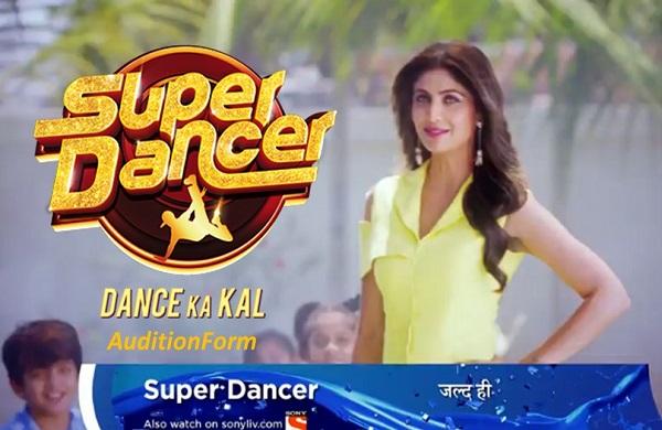 Sony TV Super Dancer Season 2 2017 Auditions & Online Registration