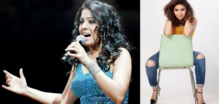 Top 5 Hot Female Singer of India (2)