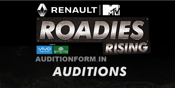 MTV Roadies Rising Auditions and Registration (MTV Roadies X5 2016)