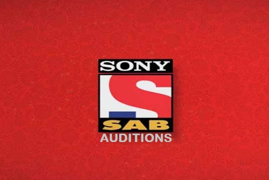 Sony SAB TV Upcoming Serial Auditions - [Kids, Males, Females]