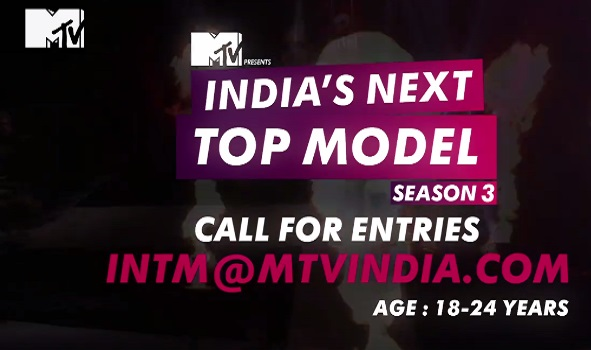 India's Next Top Model Season 3 2017 Audition