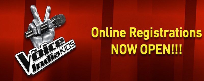 The Voice India Kids 2 2017 Auditions & Online Registration Open