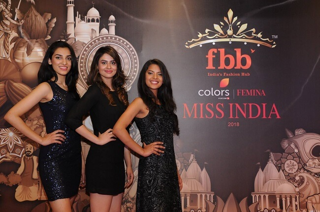 Femina Miss India 2018 Auditions & Online Registration