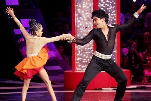 Season 4 (2012): Biwas Dance Group (Sumanth andSonali Majumdar)