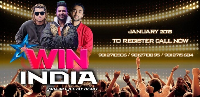 Win India Dance and Music Championship Audition