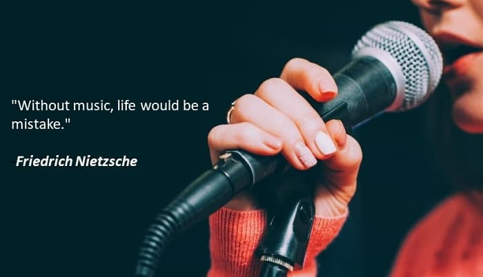 Singing Quotes: 20 Most Popular and famous Writer singing Quotes