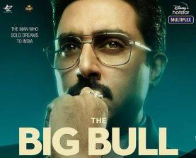 The Big Bull Release Date, Cast, Story, Trailer watch Disney+ Hotstar Film