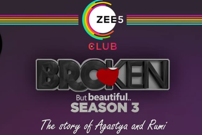 Broken But Beautiful Season 3 Release Date, Cast, Story, Promo on Zee5