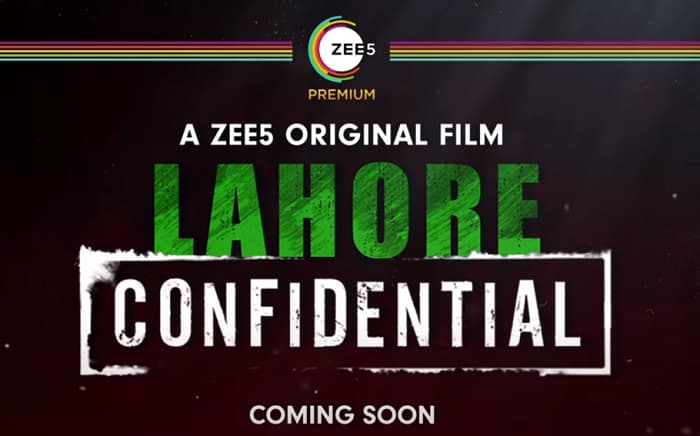 Lahore Confidential Release Date, Cast, Storyline, Zee5 Upcoming List