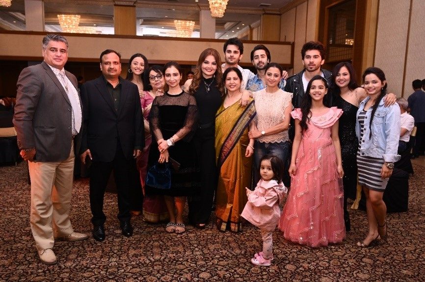 Cast of Ranju Ki Betiyaan