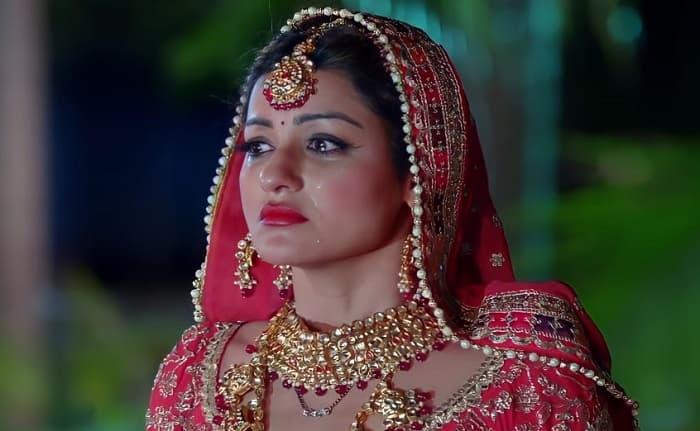 Prem Bandhan- Harsh accuses Janki