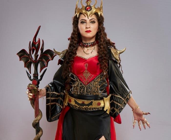 Lavina Tandon Says Jhanjharika's look made me feel like Angelina Jolie in Maleficent