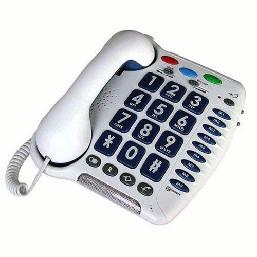 Les téléphones amplifiés