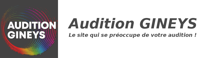 Audition GINEYS Logo