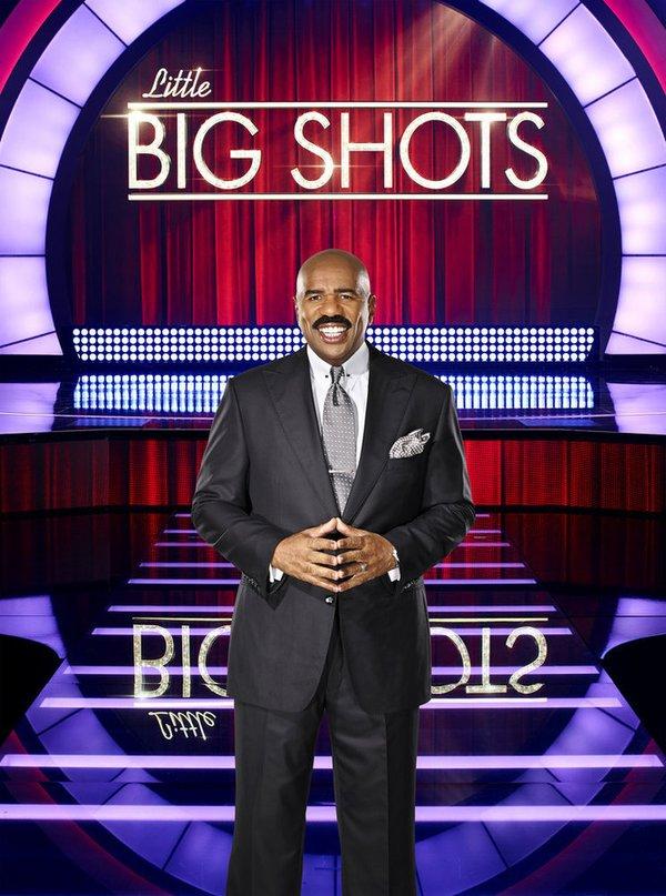 Steve Harvey on Little Big Shots