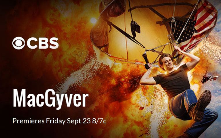 MacGyver casting