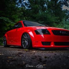 Red black TT