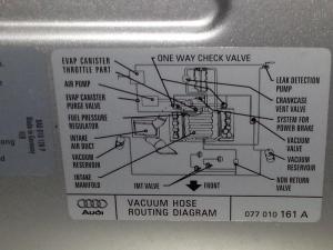 ABZ engine vacuum hose routing diagram  AudiWorld Forums