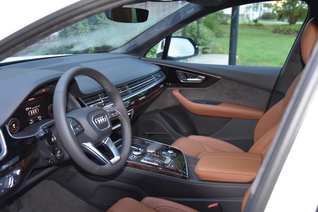 2017 Audi Q7 Cedar Brown Interior Psoriasisguru Com