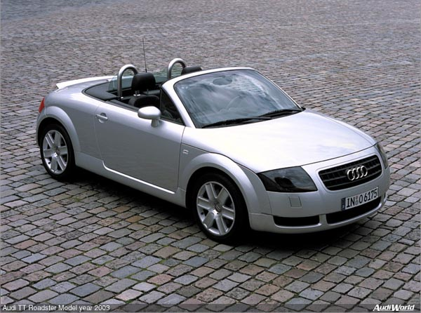 Audi Tt With Six Speed Tiptronic Audiworld