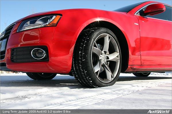 Long Term Update 2009 Audi A5 3 2 Quattro S Line Non Winter Tire Dilemma Audiworld