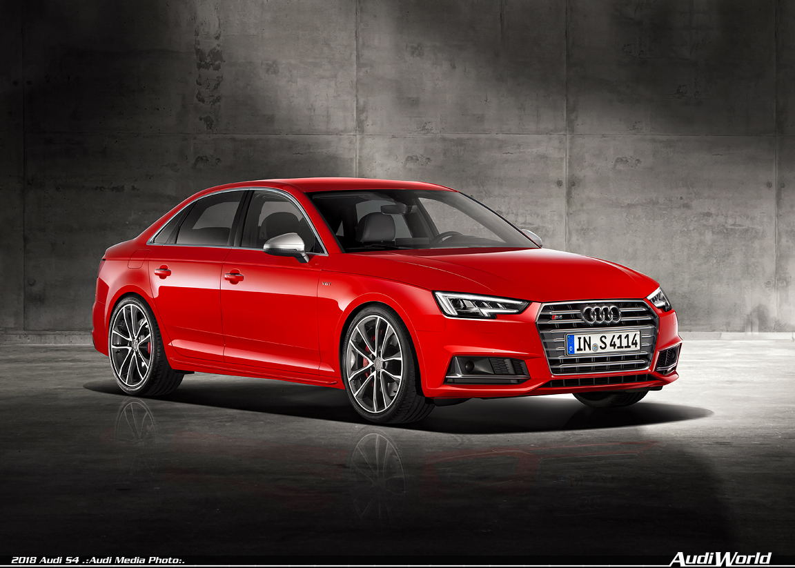 Audi S4 0 60 >> 2018 Audi S4 Achieves A Class Leading 0 60 Mph Time In Its