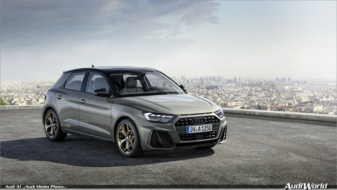 New Audi A1 Sportback Ideal Companion For An Urban