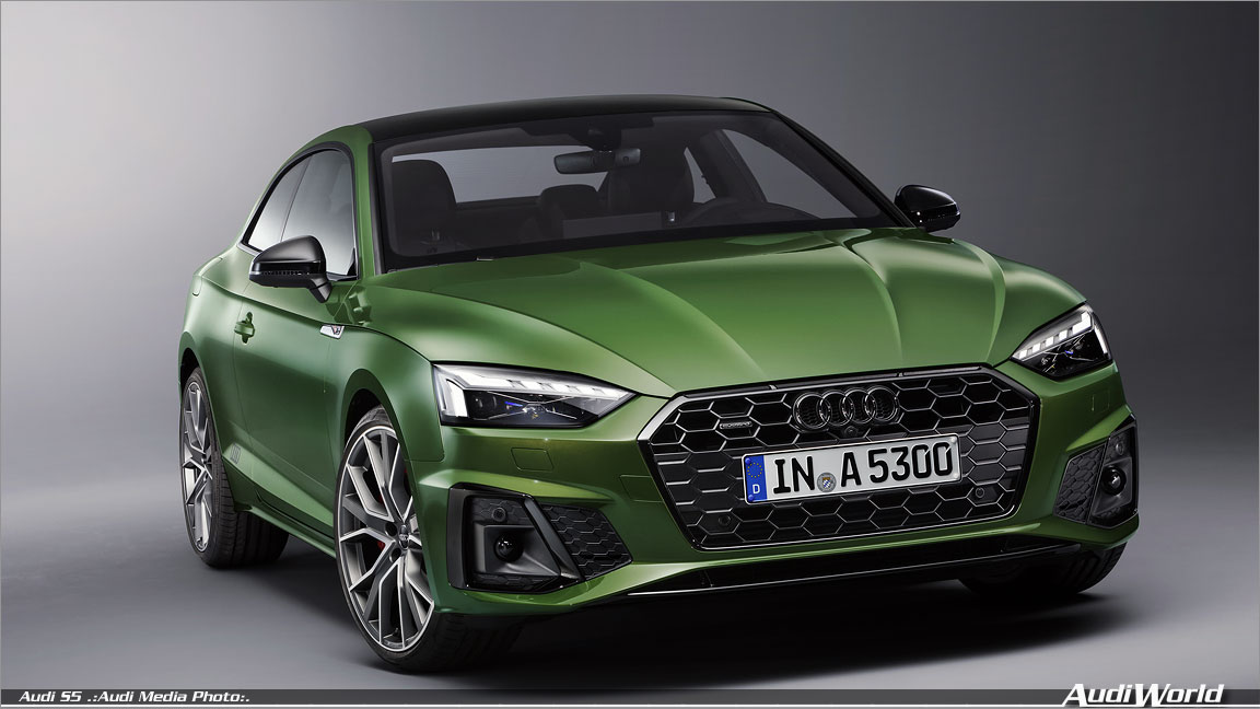 The Audi A5 is now more attractive than ever - AudiWorld