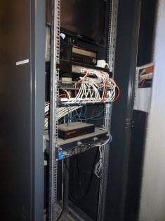 Exemple d'armoire réseaux