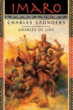 picture of novel Imaro by Charles Saunders