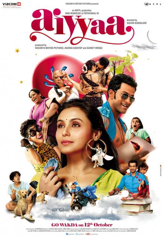 """Black Girl Digs Bollywood (BGDB): """"Aga Bai"""" from """"Aiyyaa"""" (2012)"""