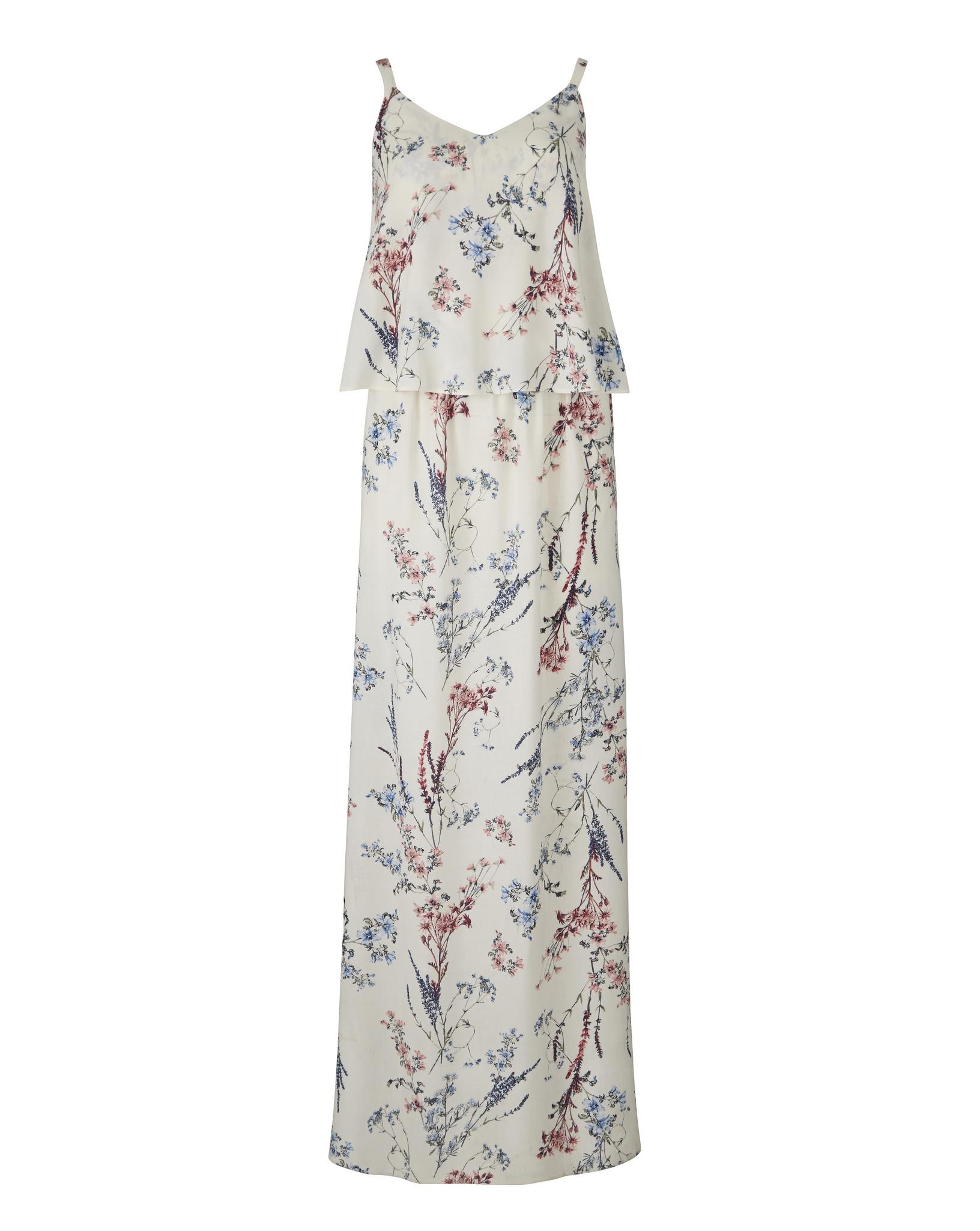 Wanna Wanna Wednesday: Multi Floral Layer Maxi from Simply Be ...