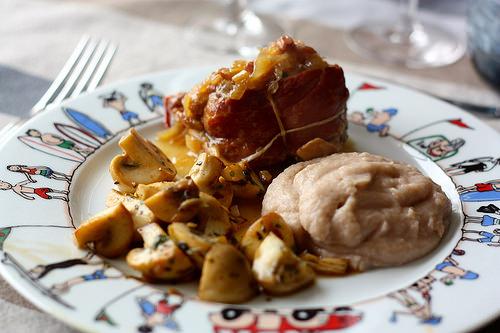 Recette des paupiettes de veau ma p 39 tite cuisine - Cuisine paupiette de veau ...
