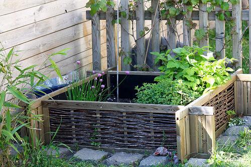 vive le printemps et mon jardin ma p 39 tite cuisine. Black Bedroom Furniture Sets. Home Design Ideas