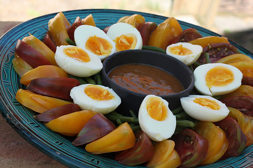 Gado Gado La Salade De Crudités Balinaise Ma Ptite Cuisine - Cuisine balinaise